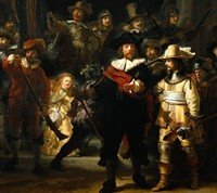 The Night Watch by Rembrandt
