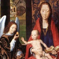 Donne Triptych by Hans Memling