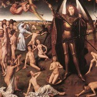 Last Judgment Triptych by Hans Memling