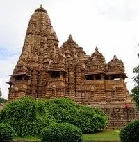 kandariya mahadeva hindu temple khajuraho madhya pradesh india